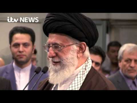 Thousands of Iranians cast their votes in Tehran