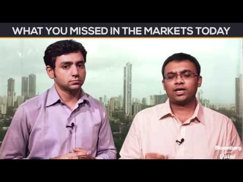 Market Wrap: Sensex, Nifty Caught In Wild Swings