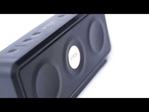 TDK A33 Bluetooth Speaker Unboxing. Review & Comparison VS Bose Soundlink Mini