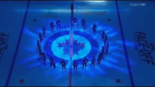 Your 2016-17 Winnipeg Jets!