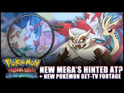 Pokémon Omega Ruby And Alpha Sapphire: News - Mega Milotic, Slaking And Zangoose Reveal Imminent? video