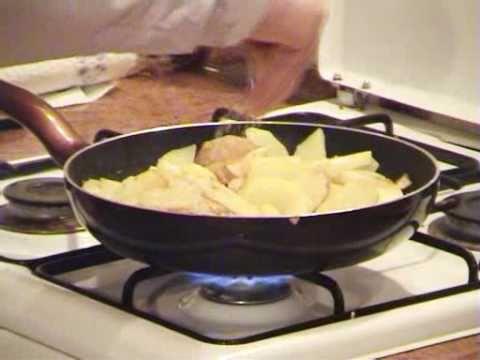 Жареный картофель от Дяди Яши