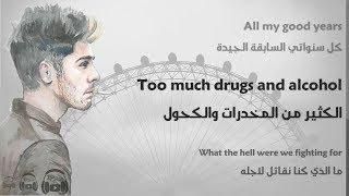 Zayn Good Years مترجمة عربي