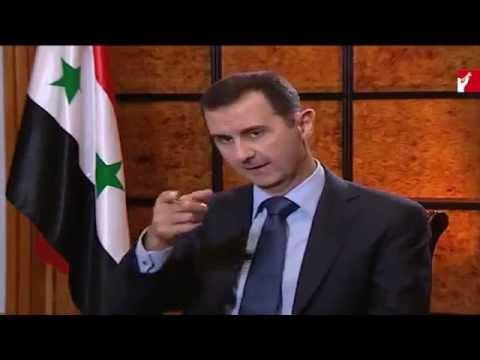 Presidente Bashar al-Assad Entrevista con Prensa Argentina Clarín ~ 18/5/2013