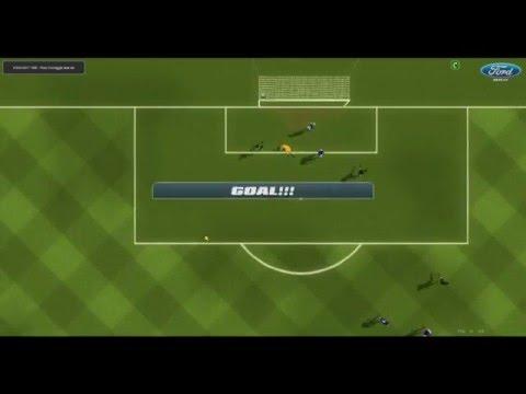 Football Superstars Dribble like Zidane