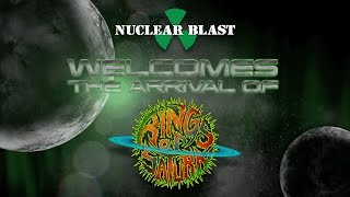 RINGS OF SATURN - Announcement Of The Signing to Nuclear Blast Records