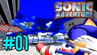 Sonic Adventure - Episode 1: Chaos