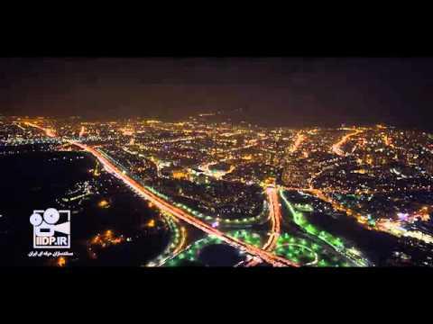 iran tourism tehran nights
