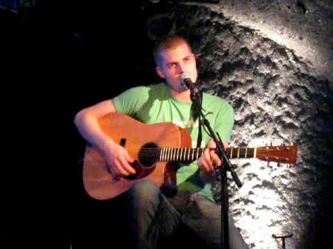 Jay Brannan - Pour que tu m'aimes encore (Céline Dion) Live at Sentier des Halles, Paris FR