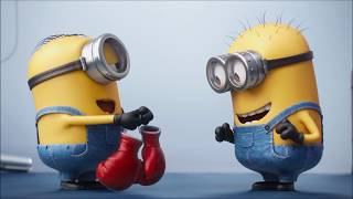 Minions competition (short film)