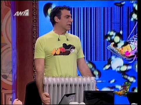 Ραδιο αρβυλα - Σερβετας ανεκδοτο με Γκουσγκουνη 2-03-10