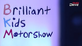 Hyundai & India's first and unique Brilliant Kids motor show on Children's Day