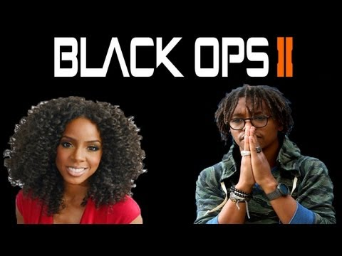 Black Ops 2 - Kelly Rowland & Lupe Fiasco