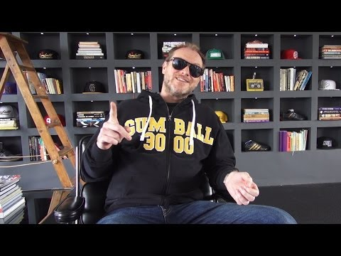 Gumball 3000 Max Cooper Interview
