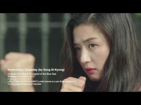 """Somewhere, Someday"" By Sung Si-Kyung  (Music Video With English Lyrics) An Original Soundtrack Of T"