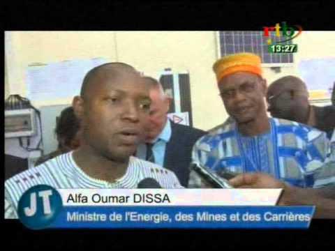 La BICIA B en colaboration avec la société Africa SUN pour l'énergie solaire au Burkina Faso