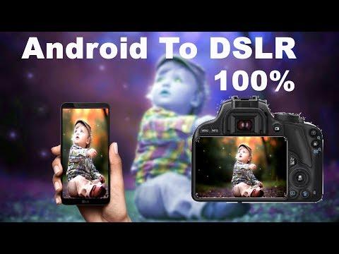 Make Mobile Camera Like DSLR 100%   DSLR Blur In Android Smartphone