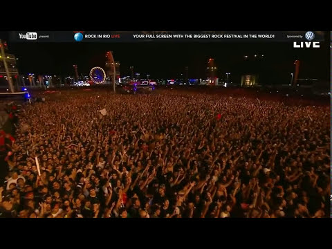 System of a Down - Rock in Rio 2011 (Full Concert HD) With Tracklist