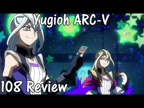 Yugioh Arc-V: Episode 108 Review! Smile For Me! (Amazoness Trap)