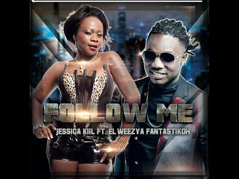 FOLLOW: Jessica  Kiil  ft.  El Weezya  Fantastikoh {Official Video} - YouTube