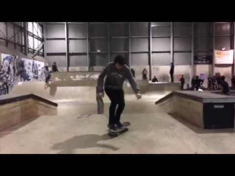 Garrett Hill Style Front Foot Impossible - Ellis Frost
