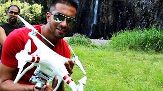 VAIS-JE CRASHER MON NOUVEAU DRONE PHANTOM 3 ?