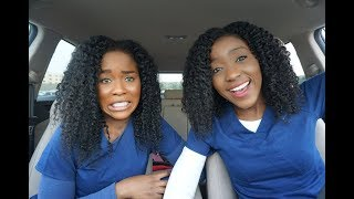 VLOG: Typical Work Morning || Registered Nurses || Funny