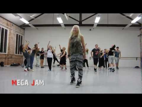 'die Young' Kesha Choreography By Jasmine Meakin (mega Jam) video