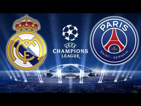 Real Madrid 3 x 1 PSG (14/02/2018) UEFA Champions League 2017/2018 [PES 2018] thumbnail