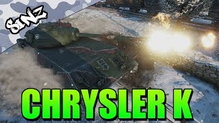 TOP TIER MONSTER (HMH: Chrysler K Gameplay) - World of Tanks Console | Tank Review