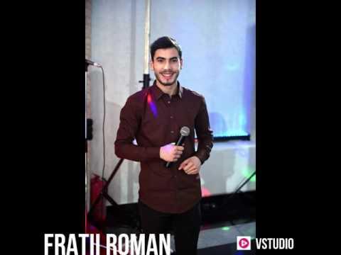 Fratii Roman-Un trandafir creste la firida mea 2017 live_100% #1