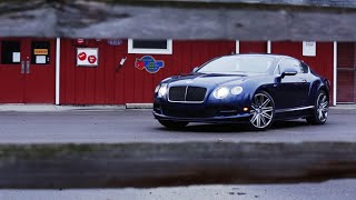 2015 Bentley Continental GT Speed | AROUND THE BLOCK