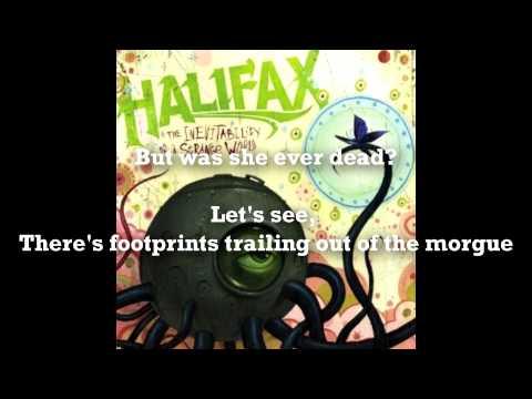 Halifax - Hey Italy