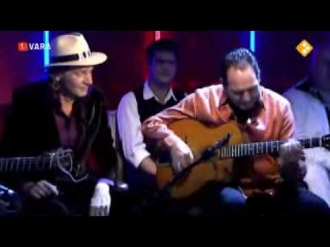 Guitar Masters Battle - Stochelo Rosenberg vs Eric Vaarzon Morel - Flamenco meets Gypsy Jazz
