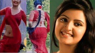 ভেঁজা শাড়ীতে পরীমনি কতটা হট দেখুন ! Pori Moni hot scene showbiz news !