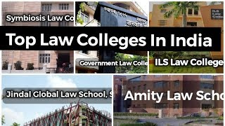 👌🤩Top Law Colleges For 5 Years LL.B. In India🔥