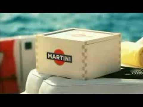 Boat (Martini Bianco)