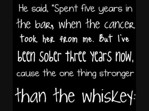 Kenny Chesney - The Good Stuff with lyrics
