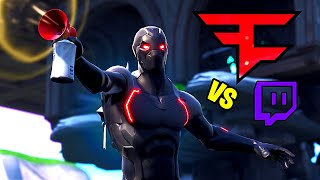 Killing Twitch Streamers with FaZe in my name (they were mad)