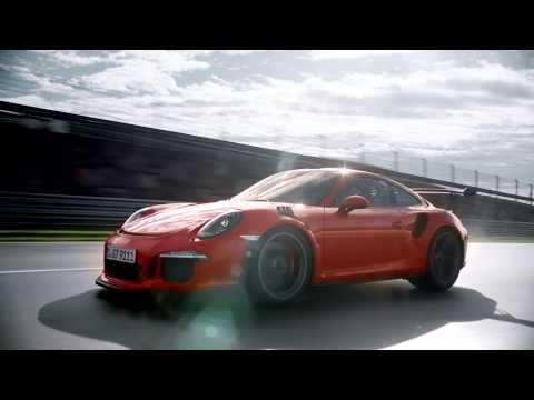 The new Porsche 911 GT3 RS – Paparazzi.