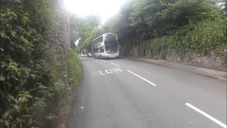 04 07 2013 Henbury Road, Bristol Dangerous and really crazy MGIF WN13 URX