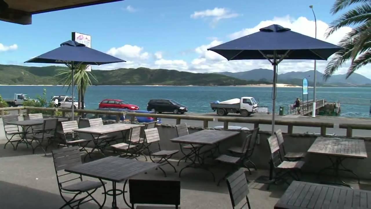 Opononi New Zealand  city images : Opononi Resort & Hotel, Hokianga, Northland, New Zealand YouTube