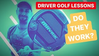 DRIVER GOLF LESSONS DO THEY WORK