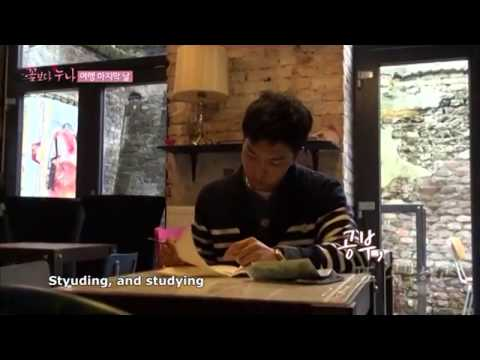 Lee Seung Gi Moment 45 - Noonas Over Flowers 성장 Yoona Yoongi 이승기 윤아 video