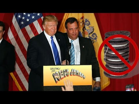 Trump To Christie: No More Oreos, Chris