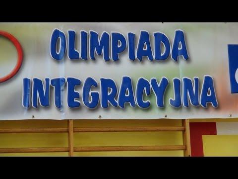 olimpiada integracyjna ZS nr 2 z OI reportaż