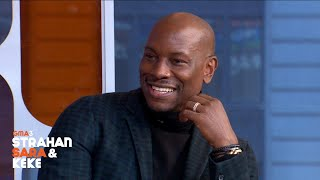 Tyrese Gibson On 'Sweet Lady,' His 1st Commercial And More