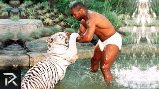 This Is How Mike Tyson Spends His Millions