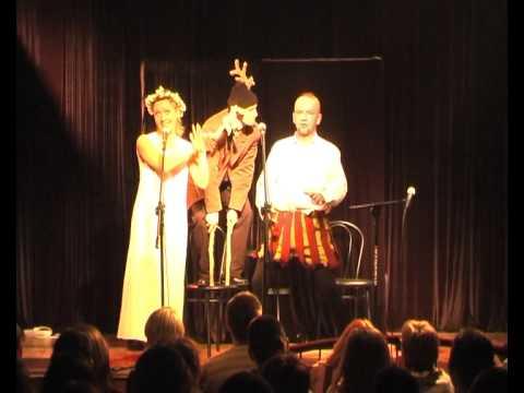 Kabaret Made in China - Romeo i Julia, czyli odrobina liryki z przyrodą w tle