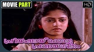 100% Love - Malayalam movie part Priyam Vadakkoru Pranaya Geetham - It Means You love Me..??